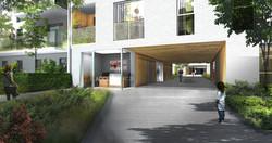 INTERSENS - LEHOUX PHILY & SAMAHA Architectes  - Logements - Garges les Gonesse