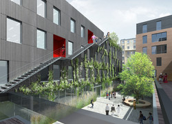 INTERSENS - PY Architecture - Logements rue Dutot - Montreuil (2)
