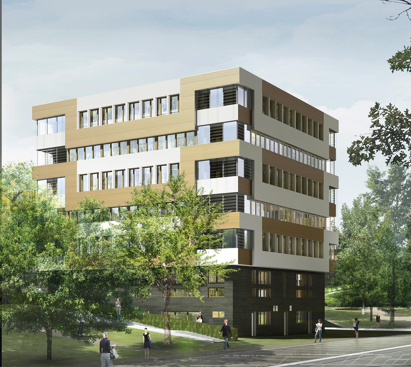 INTERSENS - Beguin & Macchini - Logements - Fontenay sous bois