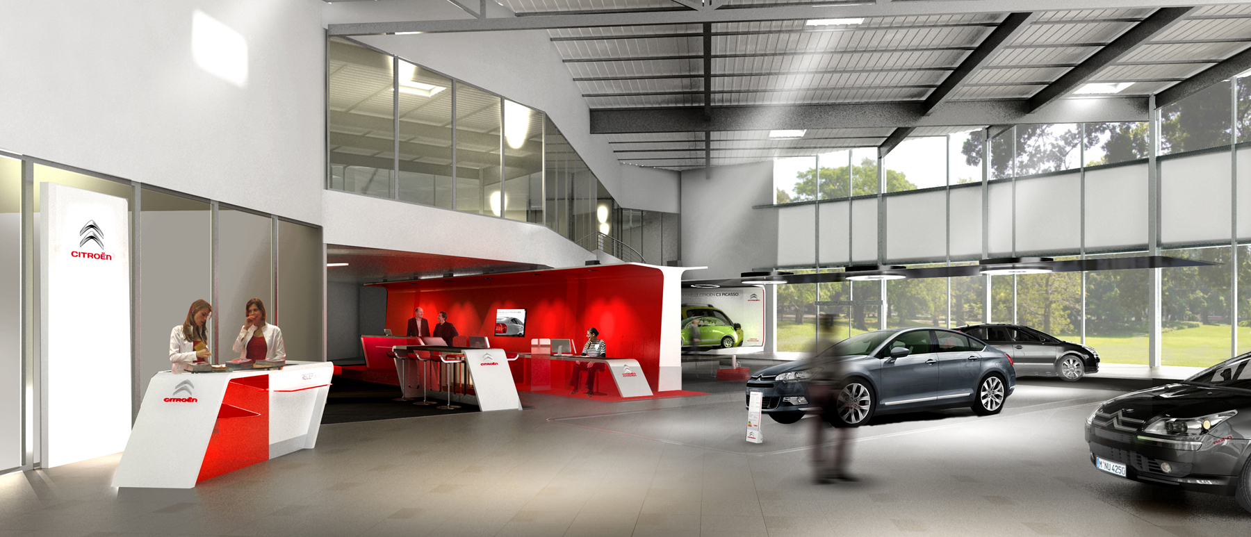INTERSENS - Landor Associates - Citroen St Quentin