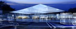 INTERSENS - EGIS-RAIL - Concours du Grand-Paris - Gare de Sevrant-Livry