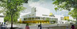 INTERSENS - Lehoux Phily & Samaha - Concours - Centre Culturel et Sportif - Colombes