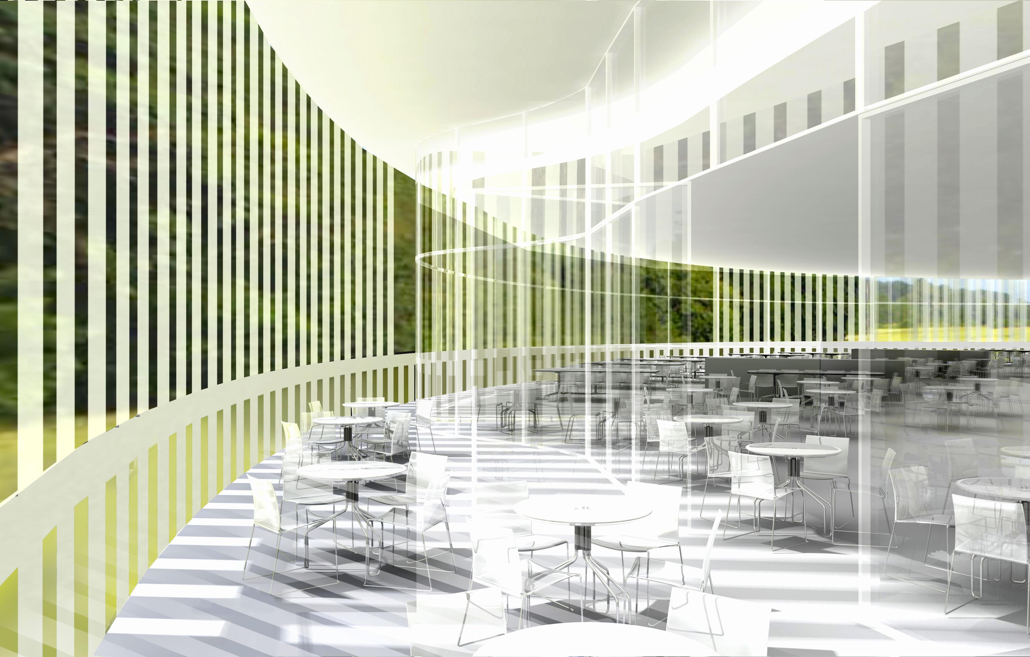 INTERSENS - Francis SOLER - Concours - Nouveaux siège social EDF - Saclay