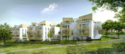 INTERSENS - Beguin & Machinni Architectes - Logements - Gagny
