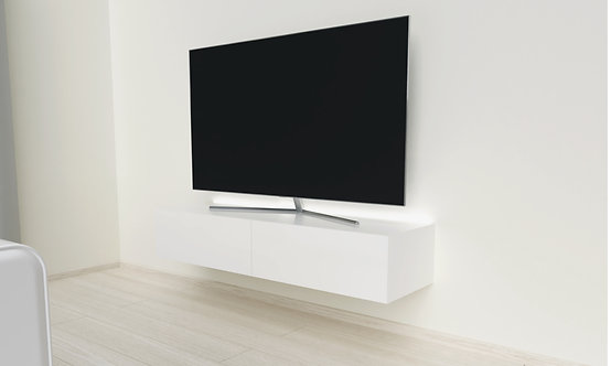 Ambient floating TV unit