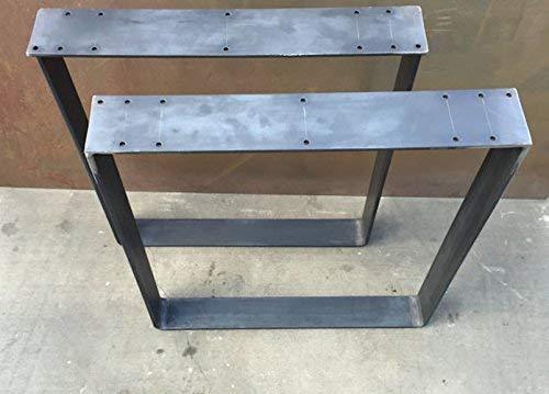 Steel table legs 4