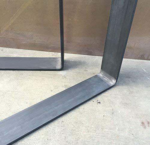 Steel table legs 3