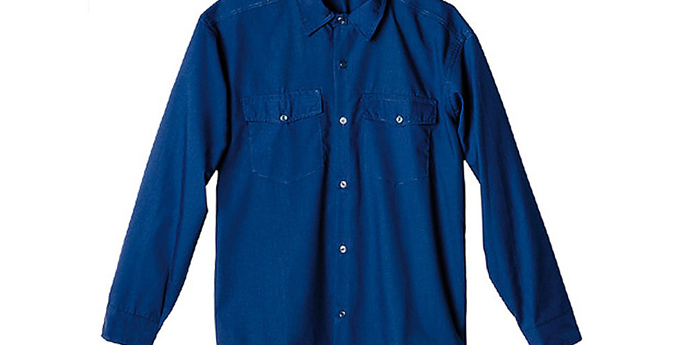 Camisa Star Poliéster + Algodón (38-46)