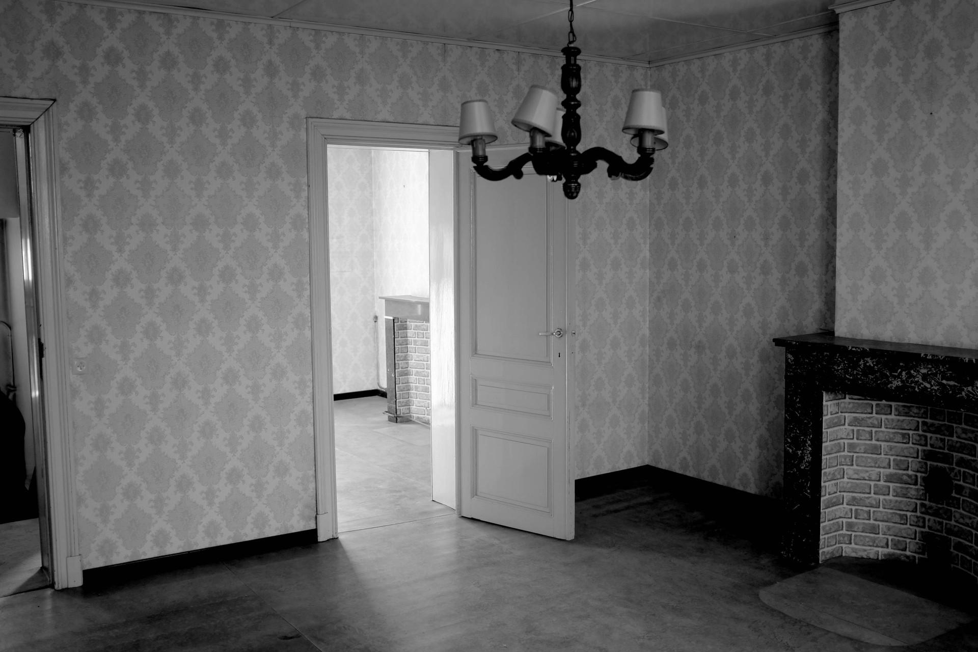 photographie de l'existant | chambre