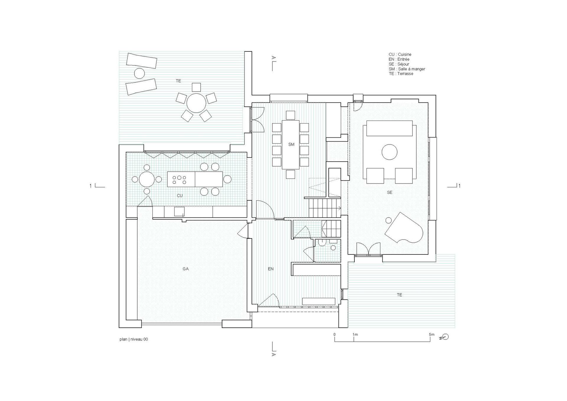 plan | niveau 00