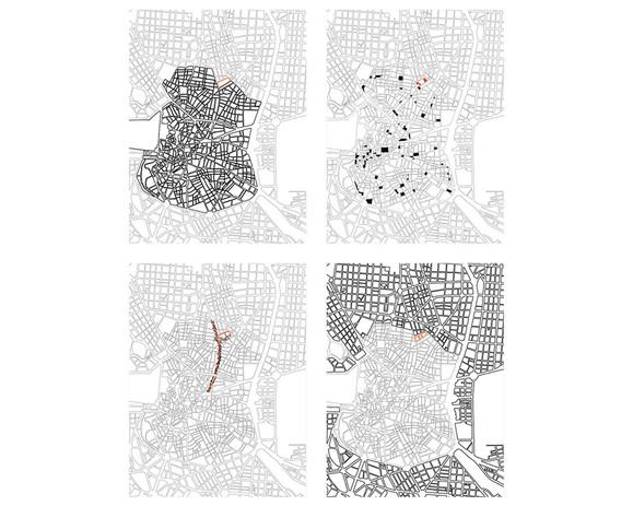 Analyses urbaines