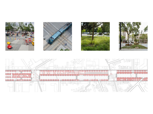 plan & références d'aménagement
