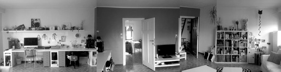 photographie avant   séjour