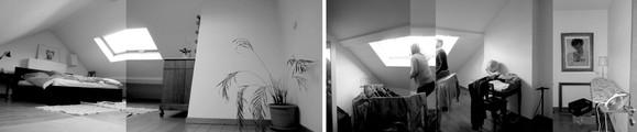photographie avant   chambres & buerau