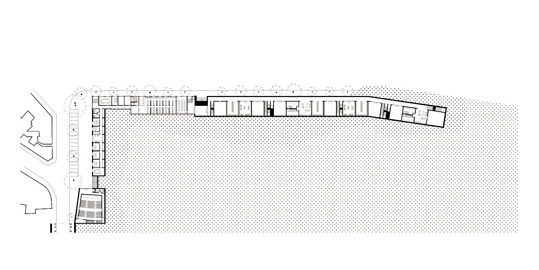 plan | niveau -01 (rez-de-chaussée)