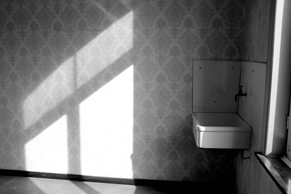 photographie de l'existant   salle de bain
