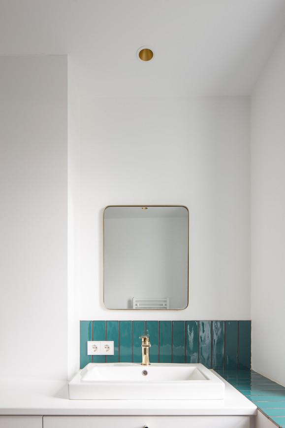 photographie   salle de bain studio