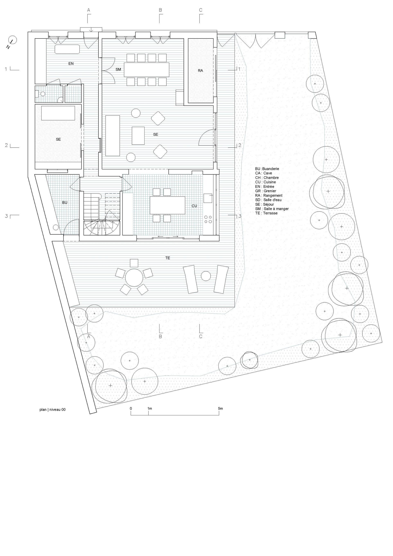 plan   niveau 00