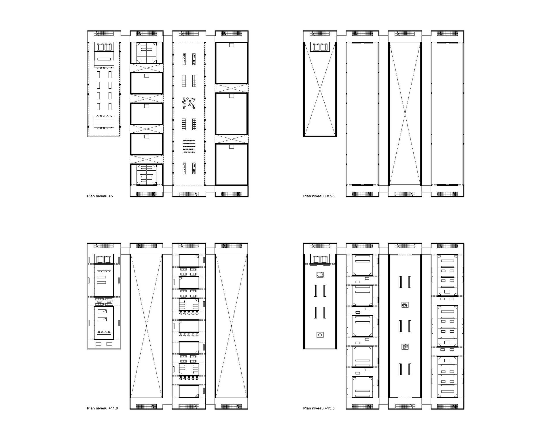 Plan | étages
