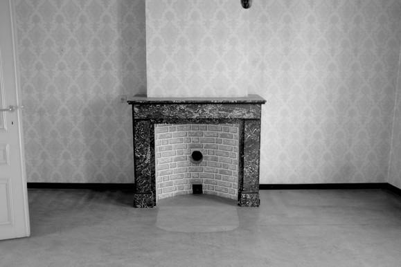 photographie de l'existant   chambre