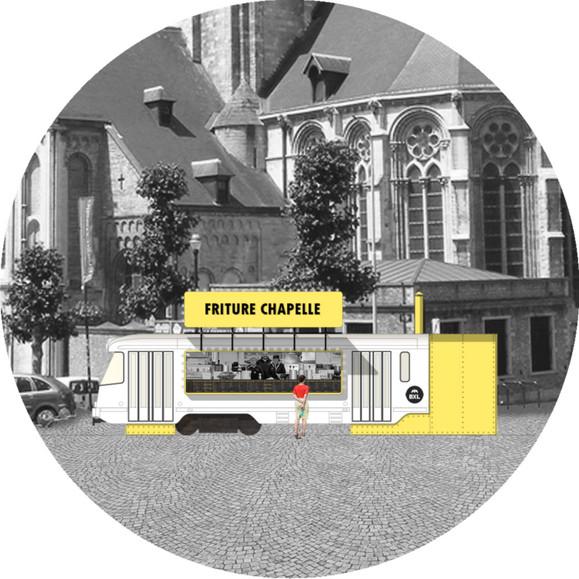 photomontage   Chapelle