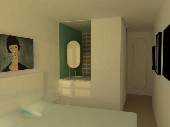 chambre type