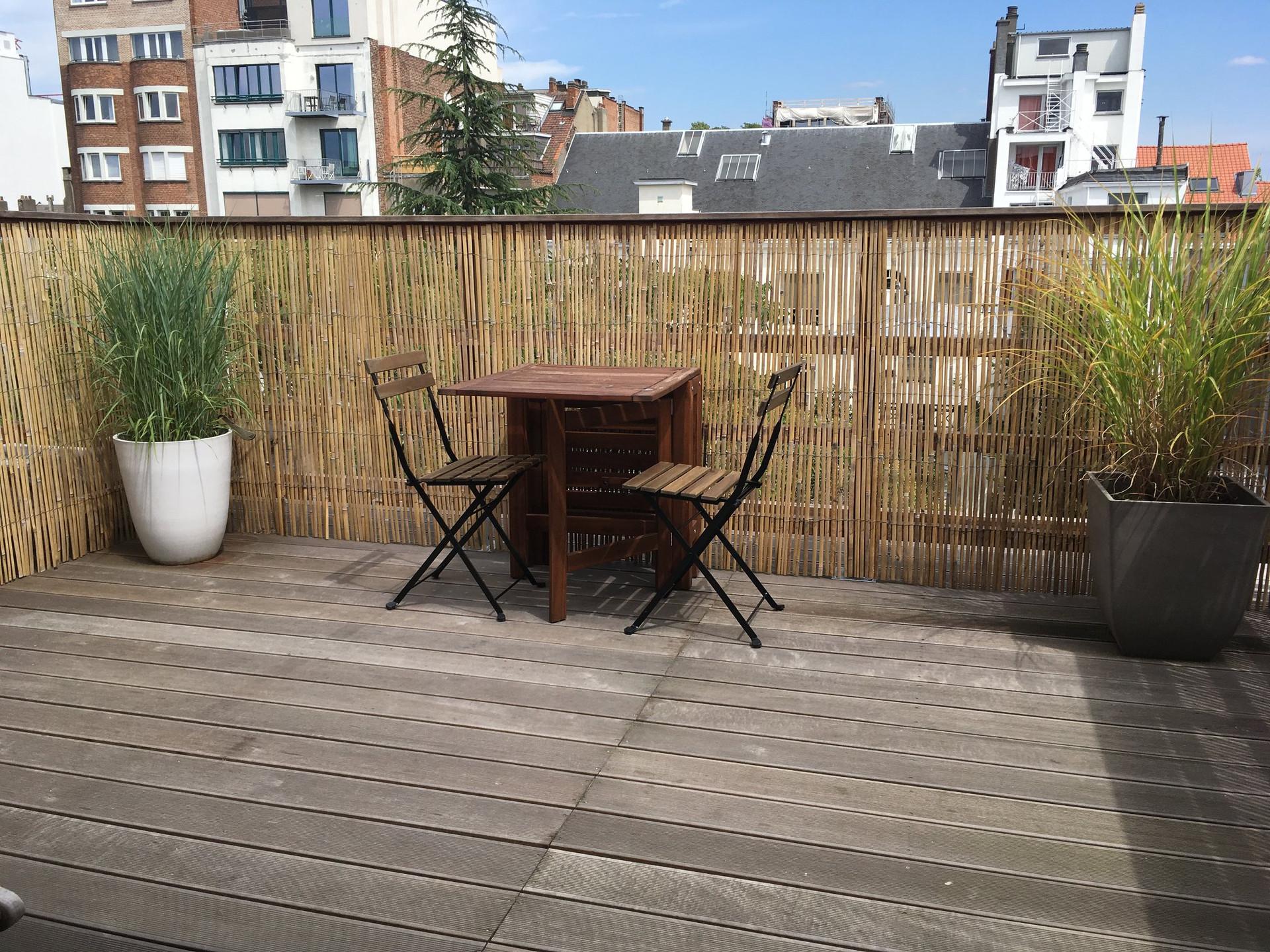 photographie après | terrasse