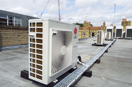 Commercial Air Conditioning in Burton
