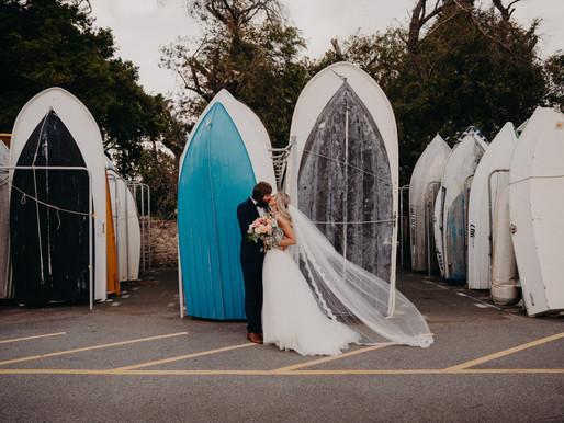 A Royal Freshwater Bay Yacht Club Wedding