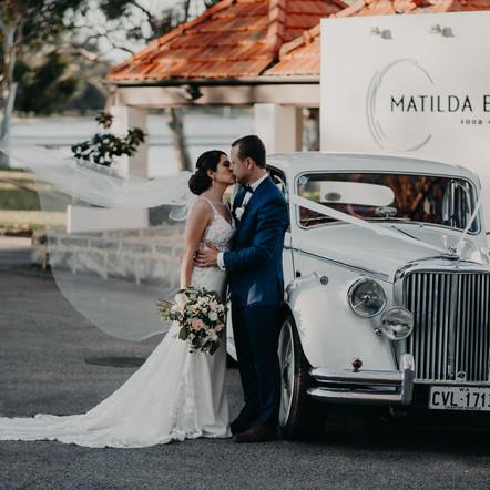A Caversham House & Matilda Bay Wedding