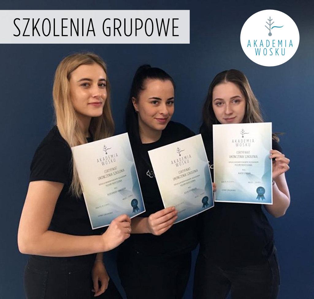 Szkolenie Grupowe salonów i studentów