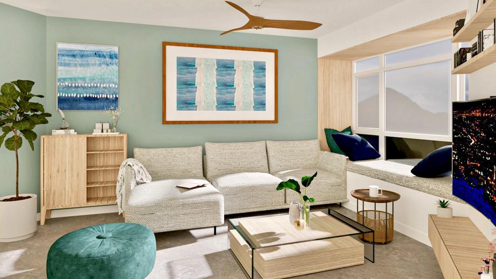Kornhill Living Room