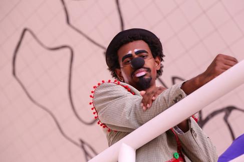 Cia. Mala de Mão no Teatro Popular Oscar Niemayer