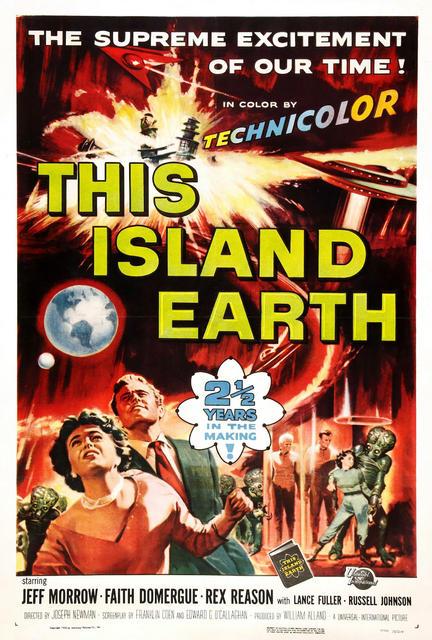 This Island Earth (USA 1955)