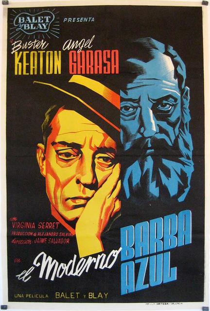El Moderno Barba Azul (MEX 1946)