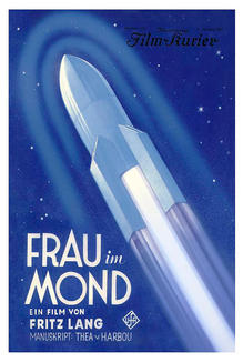 Woman in the Moon (GER 1929)
