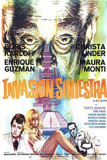 The Incredible Invasion (MEX 1971)