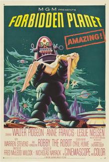 Forbidden Planet (USA 1956)