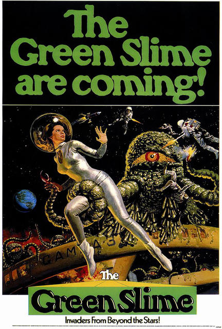 The Green Slime (JAP 1968)
