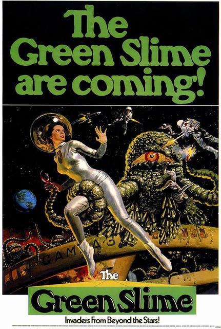 The Green Slime (JAP 1968)