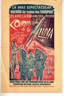 Conquistador de la Luna (MEX 1960)