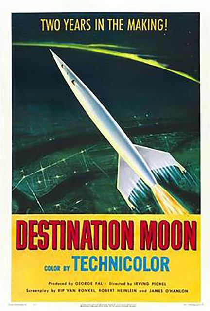 Destination Moon (USA 1950)