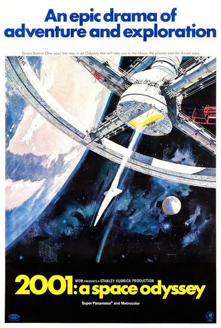 2001: A Space Odyssey (USA 1968)