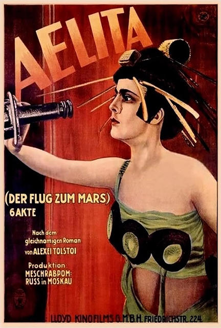 Aelita (USSR 1924)