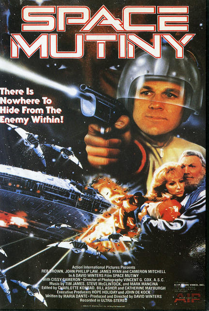 Space Mutiny (ZAF 1988)