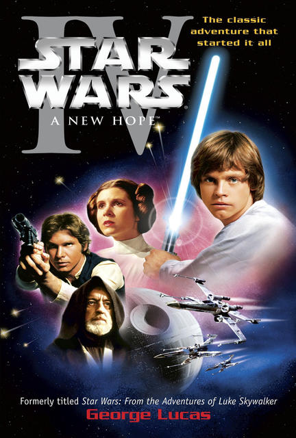 Star Wars Episode IV A New Hope (USA 1977)