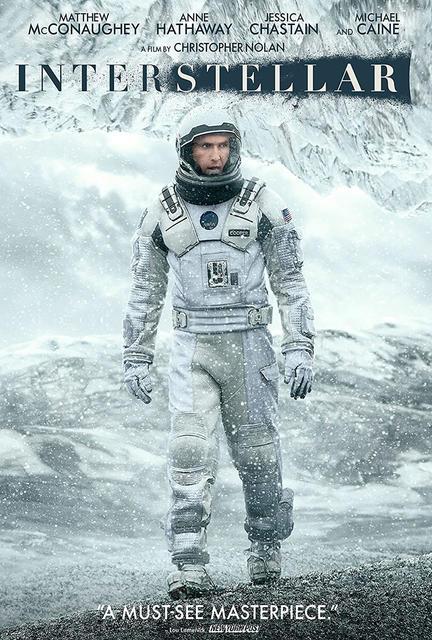Interstellar (USA 2014)