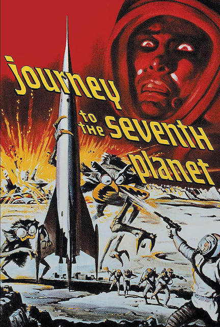 Journey to the Seventh Planet (USA 1962)