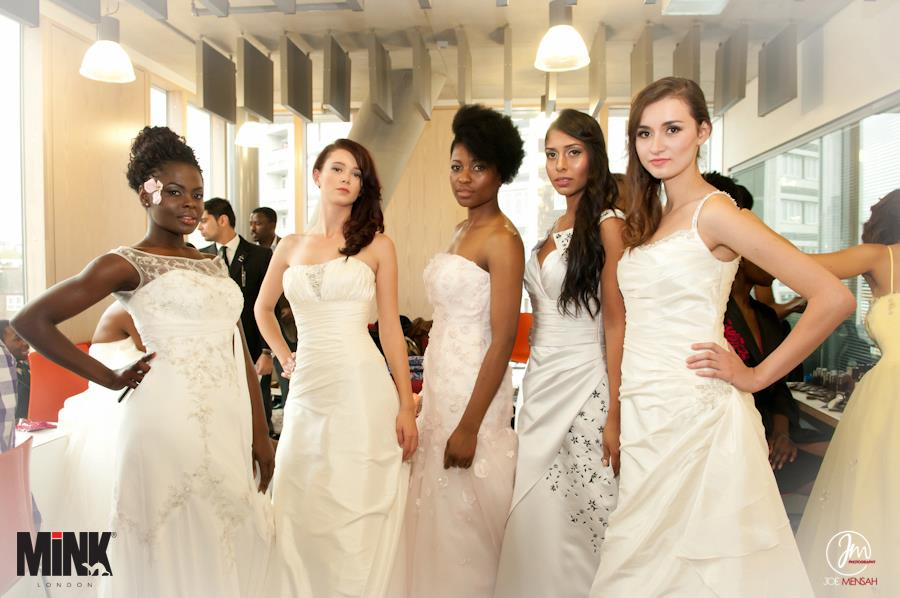 Mahogany Bridal Show Mink London