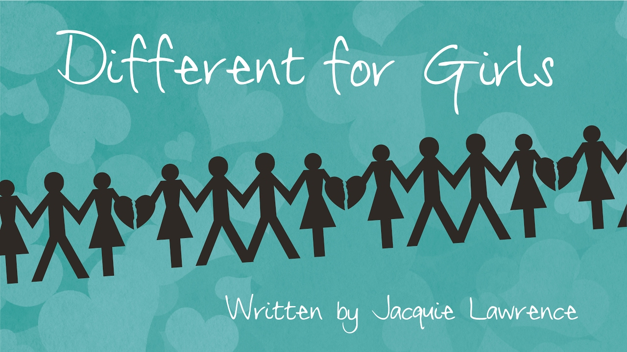 """""""Different for Girls"""" Serie"""